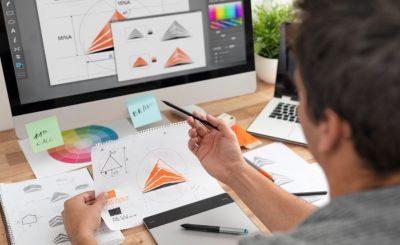 Grafisch design sector